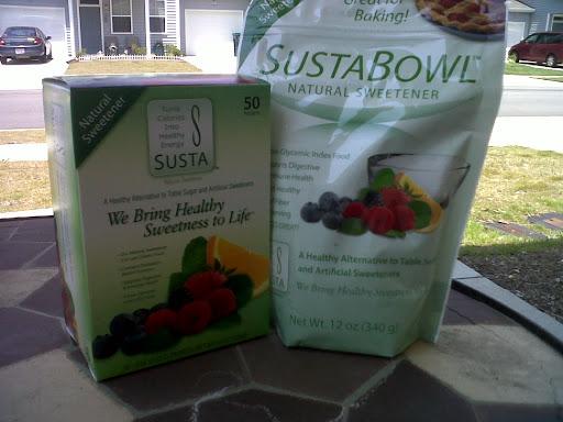 Susta Natural Sweetener Review